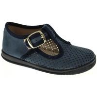 Zapatos Niño Pantuflas Cumbres 20702 Azul