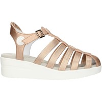 Zapatos Mujer Sandalias Agile By Ruco Line 210ASATSLIDE Rosado