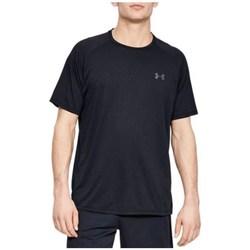 textil Hombre camisetas manga corta Under Armour Tech 20 SS Novelty Tee Negros