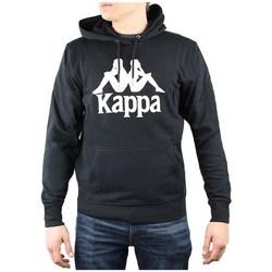 textil Hombre Sudaderas Kappa Taino Hooded Negros