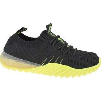 Zapatos Mujer Zapatillas bajas Big Star Big Top Negros, Amarillos