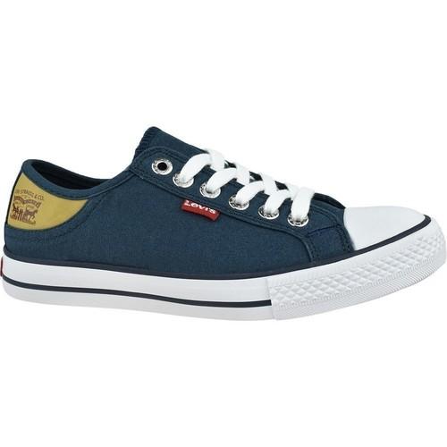 Zapatos Mujer Zapatillas bajas Levi's Stan Buck Lady Azul
