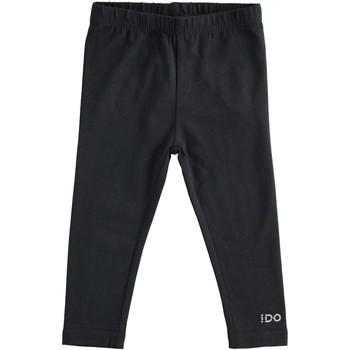 textil Niña Leggings Ido 4J192 Negro