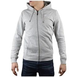 textil Hombre Sudaderas Kappa Veil Hooded Grises