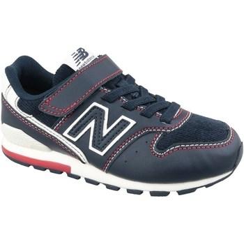 Zapatos Niños Zapatillas bajas New Balance 996 Negros