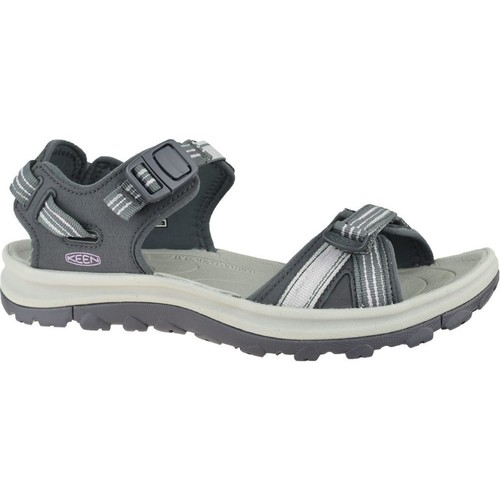 Zapatos Mujer Sandalias de deporte Keen Wms Terradora II Open Toe Grises