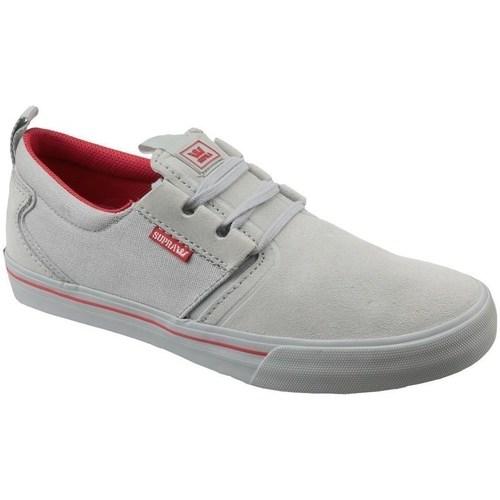 Zapatos Hombre Zapatillas bajas Supra Flow Grises