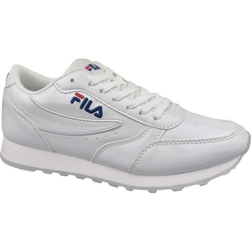 Zapatos Mujer Zapatillas bajas Fila Orbit Zeppa Low Wmn Blanco