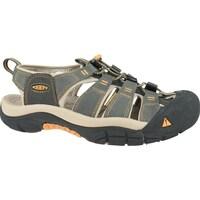 Zapatos Hombre Sandalias Keen Newport H2 Grafito,Grises,Beige