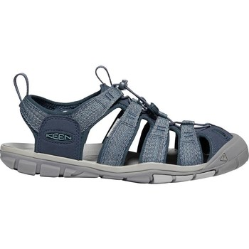 Zapatos Hombre Sandalias Keen Clearwater Cnx Grises, Azul marino