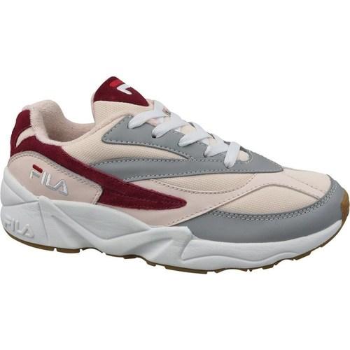 Zapatos Mujer Zapatillas bajas Fila 94 Wmn Low Grises,Beige