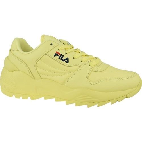 Zapatos Mujer Zapatillas bajas Fila Orbit Cmr Jogger L Low Wmn Amarillos
