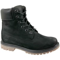 Zapatos Mujer Zapatillas altas Timberland 6 IN Premium Boot W Negros