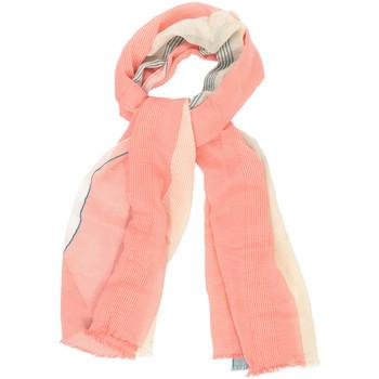 Accesorios textil Mujer Bufanda Paul Smith Foulard Ml Crinkle Beige