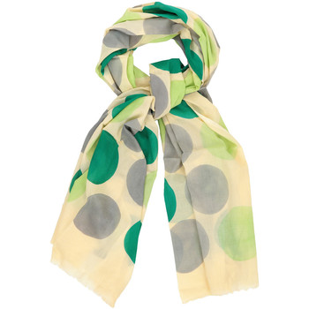 Accesorios textil Mujer Bufanda Paul Smith Scarf painted spt Amarillo