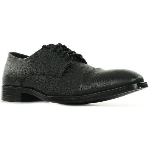 Zapatos Hombre Derbie Calvin Klein Jeans Carnell Small Tumbled Negro