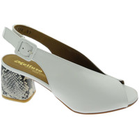 Zapatos Mujer Sandalias Melluso MEN622PTbi bianco