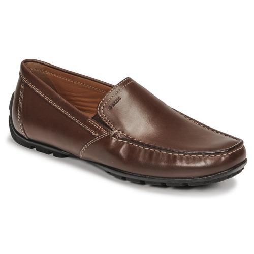 Zapatos especiales para hombres y mujeres Geox MONET Marrón