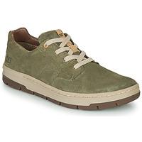 Zapatos Hombre Zapatillas bajas Caterpillar RIALTO NUBUCK Verde