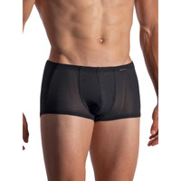 Ropa interior Hombre Boxer Olaf Benz Shorty RED1962 Pearl Black