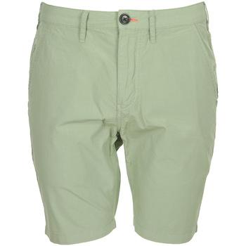 textil Hombre Shorts / Bermudas Paul Smith Bermuda Regular-fit coton Verde