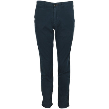 textil Mujer Pantalones con 5 bolsillos Paul Smith Jeans Tapered Azul