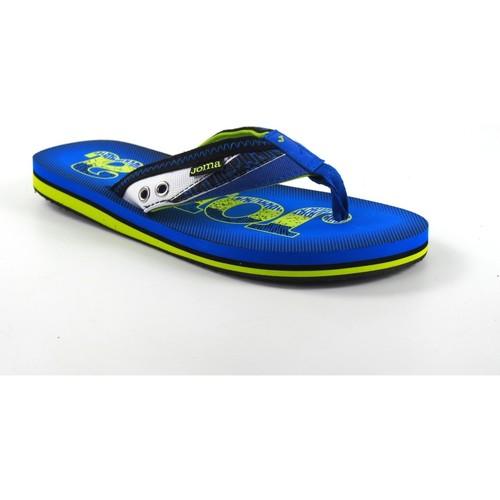 Zapatos Niño Chanclas Joma TRENTO 2004 Azul