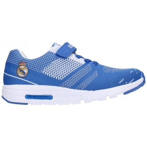 Zapatos Niño Derbie & Richelieu Real Madrid S23956 Niño Azul bleu