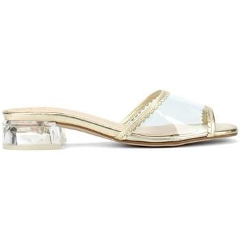 Zapatos Mujer Zuecos (Mules) Pedro Miralles Los Hamptons Doré