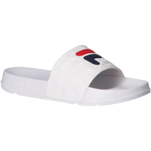 Zapatos Mujer Chanclas Fila 1010959 1FG BOARDWALK Blanco
