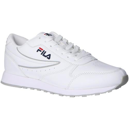 Zapatos Mujer Zapatillas bajas Fila 1010308 1FG ORBIT L Blanco