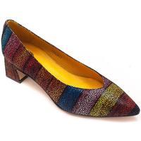 Zapatos Mujer Zapatos de tacón El Cuco 7750 Multicolor