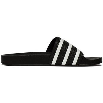 Zapatos Hombre Chanclas adidas Originals Adilette Negros
