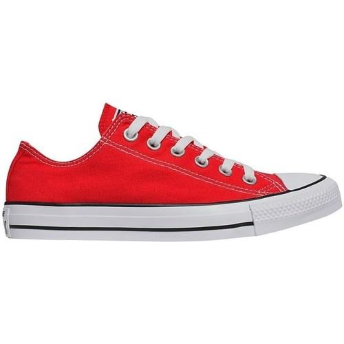 Zapatos Zapatillas bajas Converse Chuck Taylor All Star Rojos