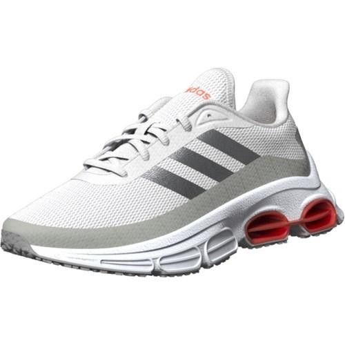 Zapatos Niños Zapatillas bajas adidas Originals Quadcube Blanco