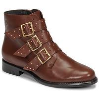 Zapatos Mujer Botas de caña baja Betty London LYS Camel