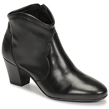 Zapatos Mujer Botines Betty London NORIANE Negro