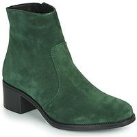 Zapatos Mujer Botines Betty London NOUME Verde