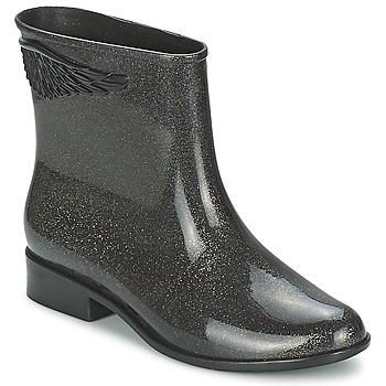 Zapatos Mujer Botas de caña baja Mel GOJI BERRY II Negro / Brillantinas
