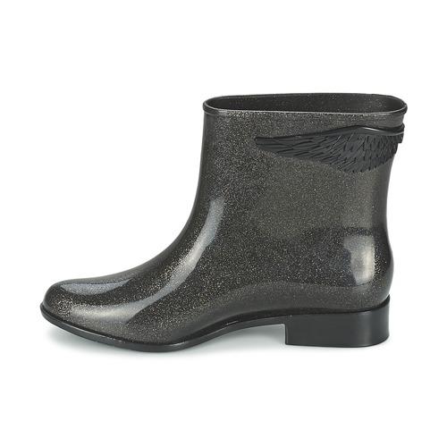 NegroBrillantinas De Caña Berry Ii Mujer Botas Baja Goji Mel Zapatos AL34Rj5