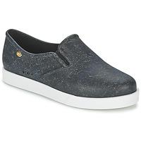 Zapatos Mujer Slip on Mel KICK Negro