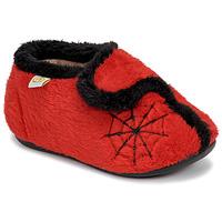 Zapatos Niña Pantuflas Citrouille et Compagnie NOLIROSSO Rojo