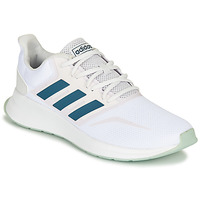 Zapatos Zapatillas bajas adidas Performance RUNFALCON Blanco