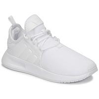 Zapatos Niños Zapatillas bajas adidas Originals X_PLR C Blanco