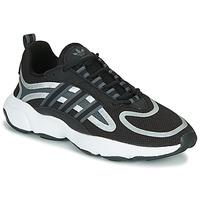 Zapatos Zapatillas bajas adidas Originals HAIWEE J Negro / Gris