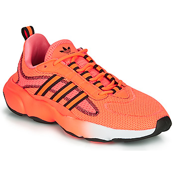 Zapatos Mujer Zapatillas bajas adidas Originals HAIWEE J Naranja / Negro