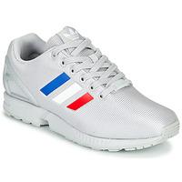 Zapatos Zapatillas bajas adidas Originals ZX FLUX Gris