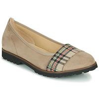 Zapatos Mujer Bailarinas-manoletinas Gabor  Beige