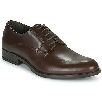 Zapatos Hombre Derbie Carlington NOCOLA Marrón
