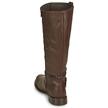 So Size AURELIO Marrón - Envío gratis    - Zapatos Botas urbanas Mujer 15000